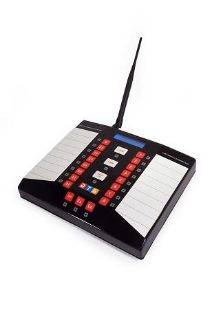 Server Call Btg Sc16 Waiter Paging System Complete Set 10